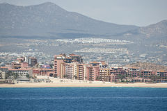 Cabo San Lucas Stadt Lizenzfreies Stockbild