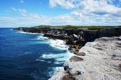Cabo Solander Imagenes de archivo