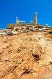 Cabo Sounion Foto de archivo