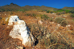 Cabo Sounion Imagen de archivo