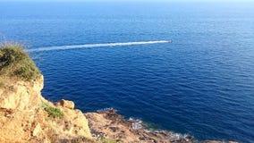 Cabo Sounion Fotografía de archivo