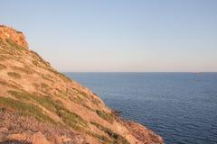 Cabo Sounion Fotografía de archivo libre de regalías
