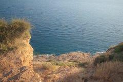 Cabo Sounion Imagenes de archivo