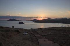 Cabo Sounion Foto de archivo libre de regalías