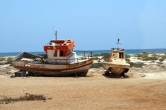 Cabo Verde Royalty Free Stock Images