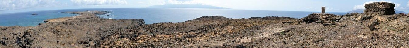 Cabo Verde en mer Images stock