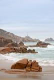 Cabo Vilan Stock Photography