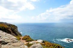 Caboen da Roca, Portugal Royaltyfria Bilder