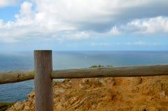Caboen da Roca, Portugal Arkivfoton