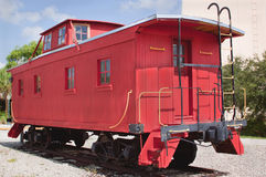 Caboose Royalty Free Stock Photos