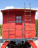 Caboose Royalty Free Stock Photography