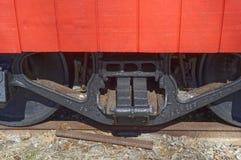 caboose Royalty-vrije Stock Afbeeldingen