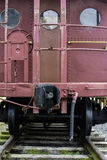 Caboose Royalty Free Stock Image