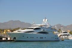 cabos los luksusowy jacht Obrazy Stock