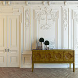 Cabot in klassieke ruimte Royalty-vrije Stock Fotografie