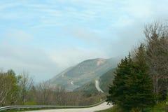 Cabot śladu autostrada Zdjęcie Royalty Free