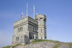 Cabot Tower Stock Photography