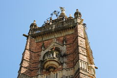 Cabot Tower. In Bristol,England Royalty Free Stock Images