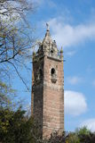 Cabot Tower. In Bristol,England Stock Photos