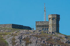 Cabot Tower arkivfoto