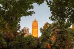 Cabot Tower Bristol stock afbeeldingen