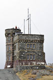 Cabot Tower, Newfoundland. Royalty Free Stock Photography