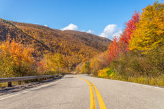 Cabot Trail Highway Photos stock