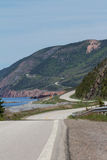 Cabot Trail Stock Image