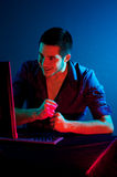 Cabouqueiro de computador Foto de Stock