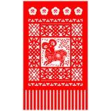 Cabra chinesa do ano novo Imagens de Stock Royalty Free