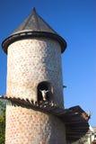 Cabra de Billy na torre da cabra Imagem de Stock Royalty Free