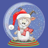 Cabra de Santa Imagem de Stock Royalty Free