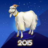 Cabra del año Imagen de archivo
