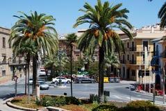 Cabra town centre, Spain. Royalty Free Stock Photos