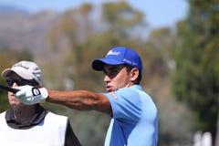 Cabrera Bello at Andalucia Golf Open, Marbella Stock Image