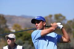 Cabrera Bello at Andalucia Golf Open, Marbella Stock Photos