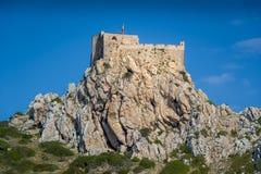 Cabrera fortress Stock Photo