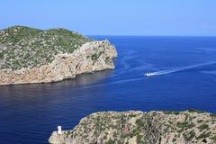 Cabrera Island Stock Image
