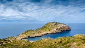Cabrera island Royalty Free Stock Images