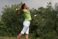 Cabrera, Ladies European Tour, Castelllon, 2006 Stock Photo