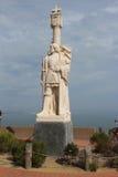 Cabrillo国家历史文物 库存图片