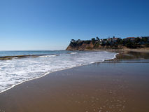 Cabrillo Beach, Los Angeles, California Royalty Free Stock Photography
