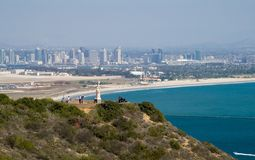 Cabrillo National Monument Royalty Free Stock Photos