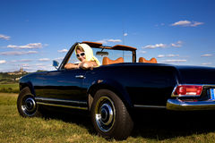 Cabrio Royalty Free Stock Photos
