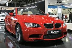 cabrio m3 bmw Стоковое Изображение RF