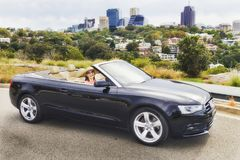 Cabrio Side N Syd Sveta Stock Photo
