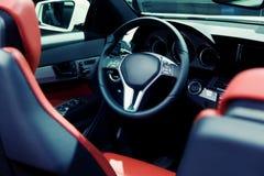 Cabrio Sport-Auto lizenzfreies stockfoto