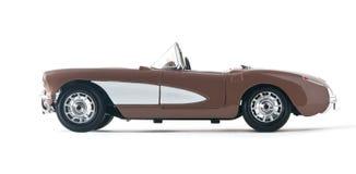 Cabriolet автомобиля с откидным верхом автомобиля стоковое фото rf