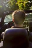 Cabriolet в природе Стоковая Фотография RF