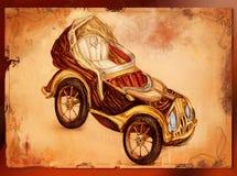 cabriolet готский Стоковые Фотографии RF